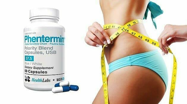 Phentermin