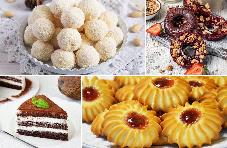 Кето десерты