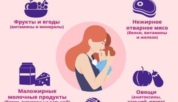 Кормящих мам